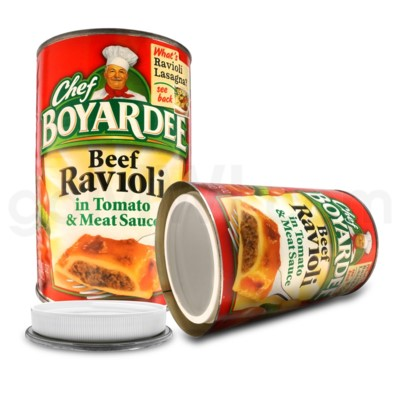 Safe Can Chef Boyardee - Beef Ravioli (Family Size)