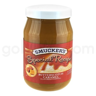 Safe Can Smucker's - Caramel