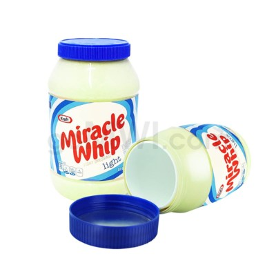 Safe Can Miracle Whip - Light