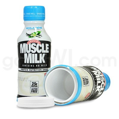 Safe Can Muscle Milk - Vanilla Creme