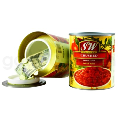 Safe Can SW Crushed Tomatoes Puree (XL)