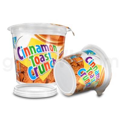Safe Can Cereal - Cinnamon Toast Crunch