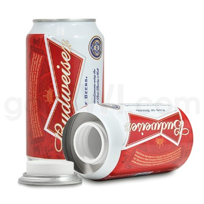 Safe Can Budweiser Beer Can