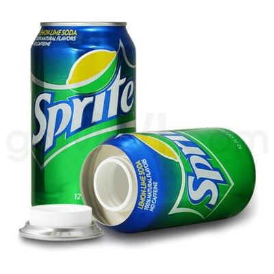 Safe Can Sprite Soda Can