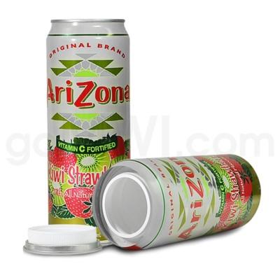 Safe Can Arizona Kiwi Strawberry 23oz