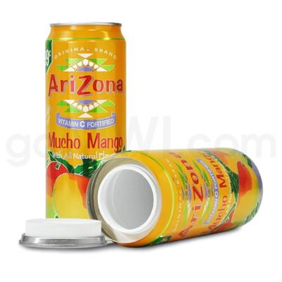 Safe Can Arizona Mucho Mango 23oz Can