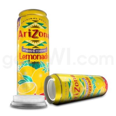 Safe Can Arizona Lemonade 23oz Can