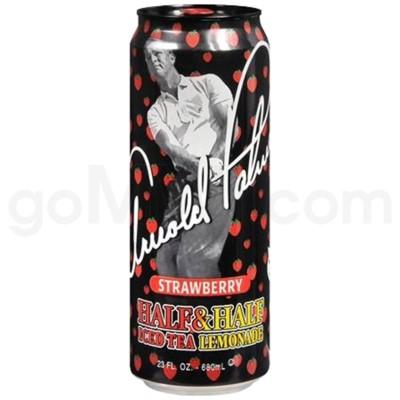 Safe Can Arizona Arnold Palmer (Strawb Half & Half) Large Ca