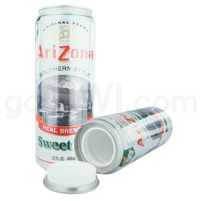 Safe Can Arizona Southern Style Sweet Tea