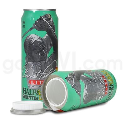 Safe Can Arizona Arnold Palmer Green Tea-Lemonade 23oz