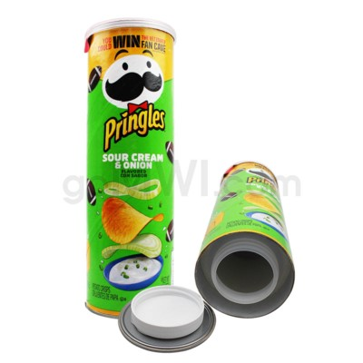 Safe Can Pringles Sour Cream Large Can
