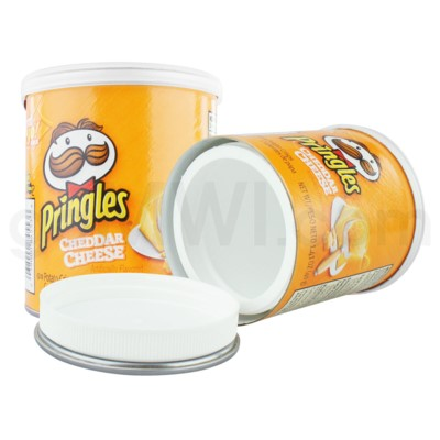 Safe Can Pringles Chips (Individual Size) 40gm Cheddar Chees