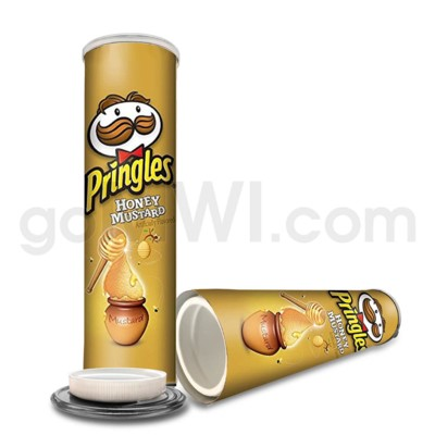 Safe Can Pringles Honey Mustard Large  Can