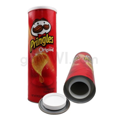 Safe Can Pringles Original Large Can