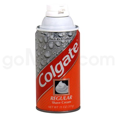 Safe Can Colgate Shave Cream Safe Spray Can