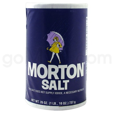 Morton Salt LARGE (26oz)