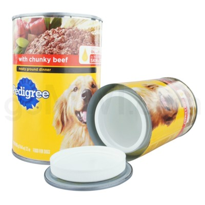 Safe Can Pedigree Dog Food - Chunky Beef