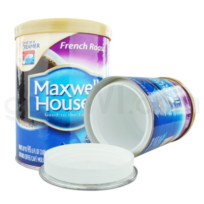 Safe Can Maxwell House French Roast 11.5oz