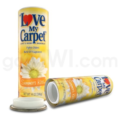 Safe Can Love My Carpet - Summers Kiss