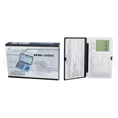 Fuzion BW-500 500g x 0.01g Scales - Sliver
