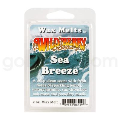 Wildberry Incense Sea Breeze Wax Melts