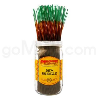Wildberry Incense Sea Breeze 100/ct