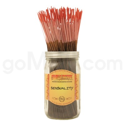 Wildberry Incense Sensuality 100/ct