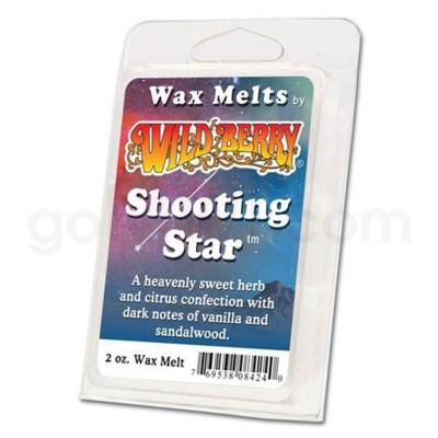 Wildberry Incense Shooting Star Wax Melt