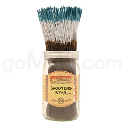 Wildberry Incense Shooting Star 100/ct