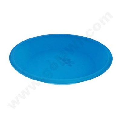 DISC NoGoo Round Plate Silicone Container 8