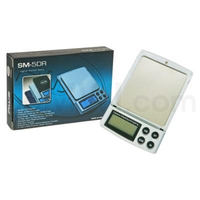 DISC AWS SM-5DR 500g x 0.1g Dual Range Scales