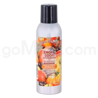 Smoke Odor Exterminator Apple Pumpkin Aerosol Spray 7oz
