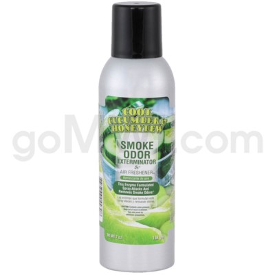 Smoke Odor Exterminator Cool Cucumber & Honeydew Spray 7oz