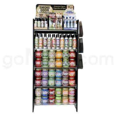 Smoke Odor Exterminator - 5-Tier Floor Display Kit