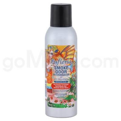 Smoke Odor Exterminator Eufloria Aerosol Spray 7oz