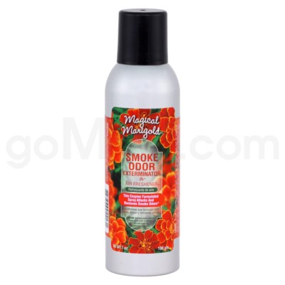 Smoke Odor Exterminator Magical Marigold  Aerosol Spray 7 oz