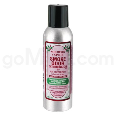 Smoke Odor Exterminator Mulberry & Spice Aerosol Spray 7oz