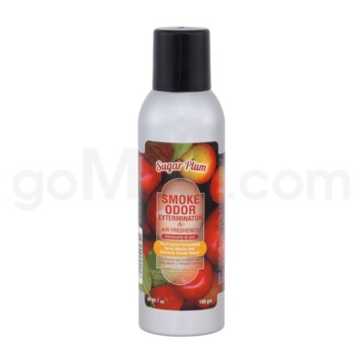 Smoke Odor Exterminator Sugar Plum Aerosol Spray 7oz