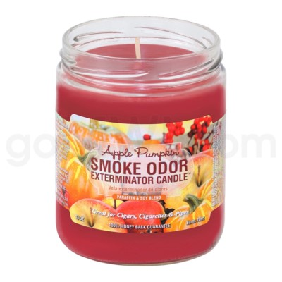 Smoke Odor Exterminator 13oz Candle Apple Pumpkin