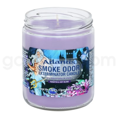 Smoke Odor Exterminator 13oz Candle Atlantis
