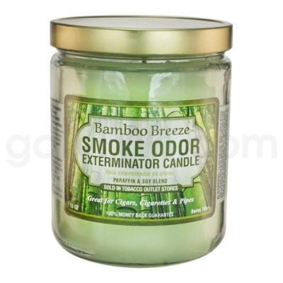 Smoke Odor Exterminator 13oz Candle Bamboo Breeze