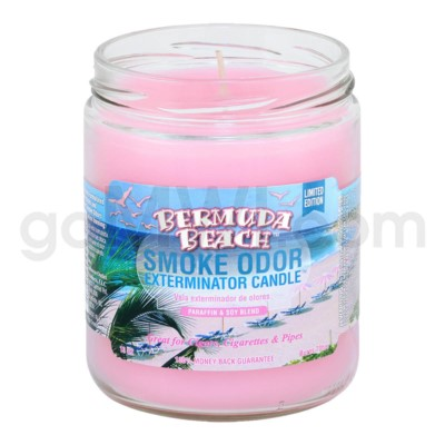 Smoke Odor Exterminator 13oz Candle Bermuda Beach