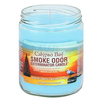 Smoke Odor Exterminator 13oz Candle Calypso Bay
