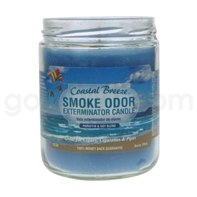 Smoke Odor Exterminator 13oz Candle Coastal Breeze