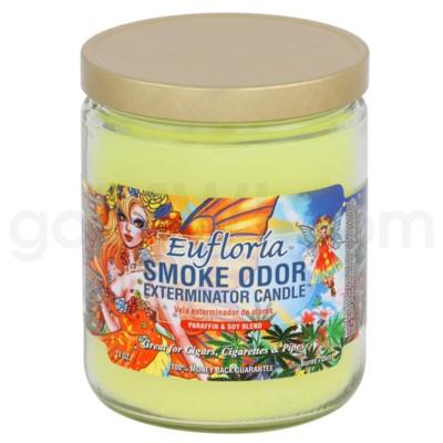 Smoke Odor Exterminator 13oz Candle Eufloria