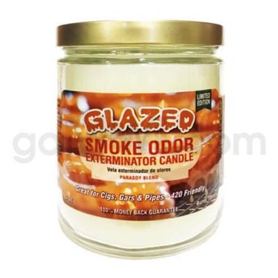 Smoke Odor Exterminator 13oz Candle Glazed