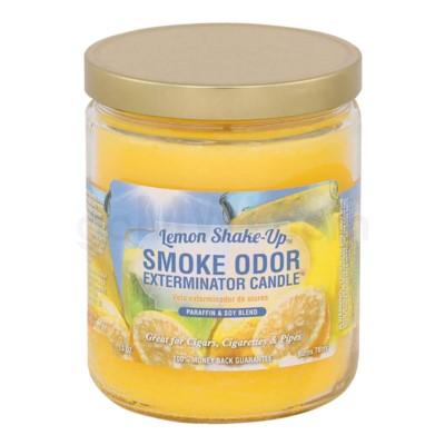 Smoke Odor Exterminator 13oz Candle Lemon Shake Up