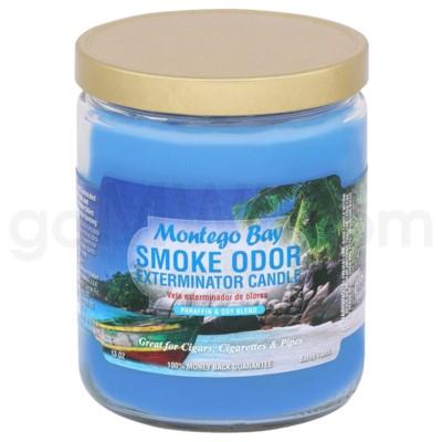 Smoke Odor Exterminator 13oz Candle Montego Bay