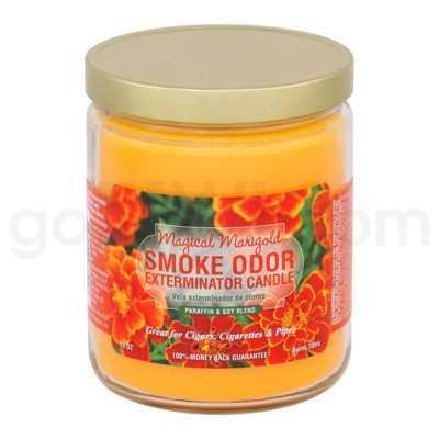 Smoke Odor Exterminator 13oz Candle Magical Marigold