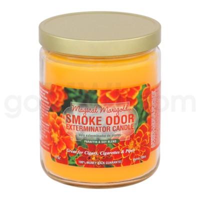 Smoke Odor Exterminator 13oz Candle Magical Marigold